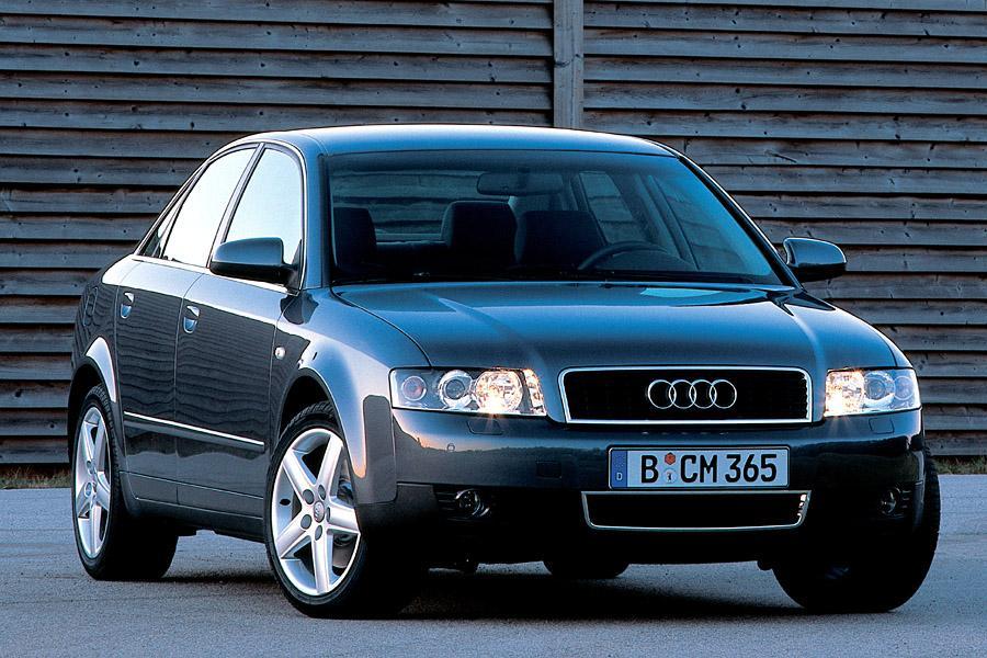 2002 Audi A4 Photo 3 of 6