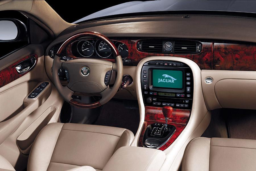 2003 Jaguar XJ Photo 3 of 4