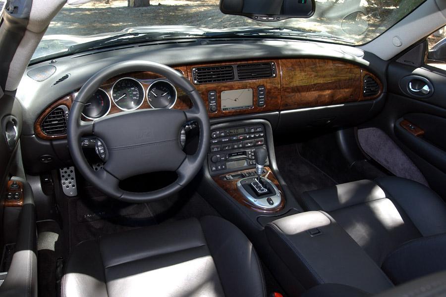 2003 Jaguar XKR Photo 6 of 6