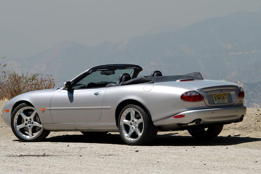 2003 Jaguar XKR Photo 4 of 6