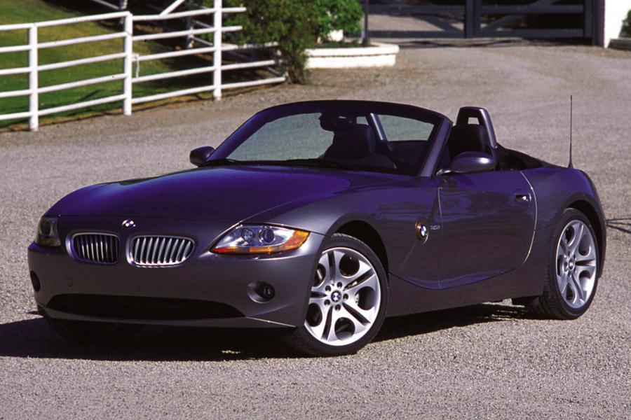 2003 Bmw Z4 Overview Cars Com