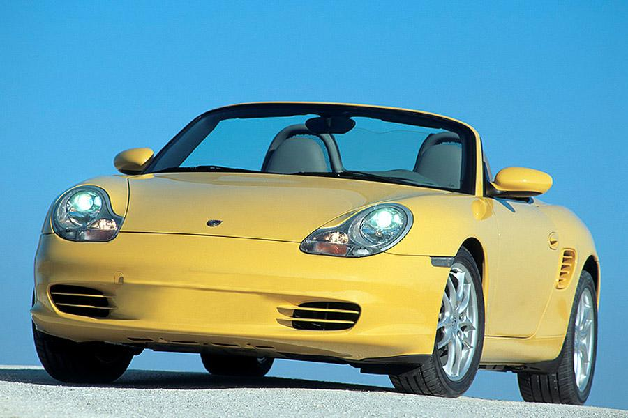 2003 Porsche Boxster Photo 1 of 6