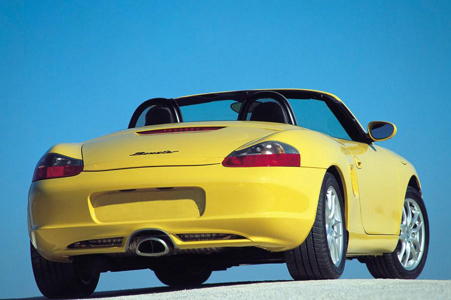 2003 Porsche Boxster Photo 4 of 6