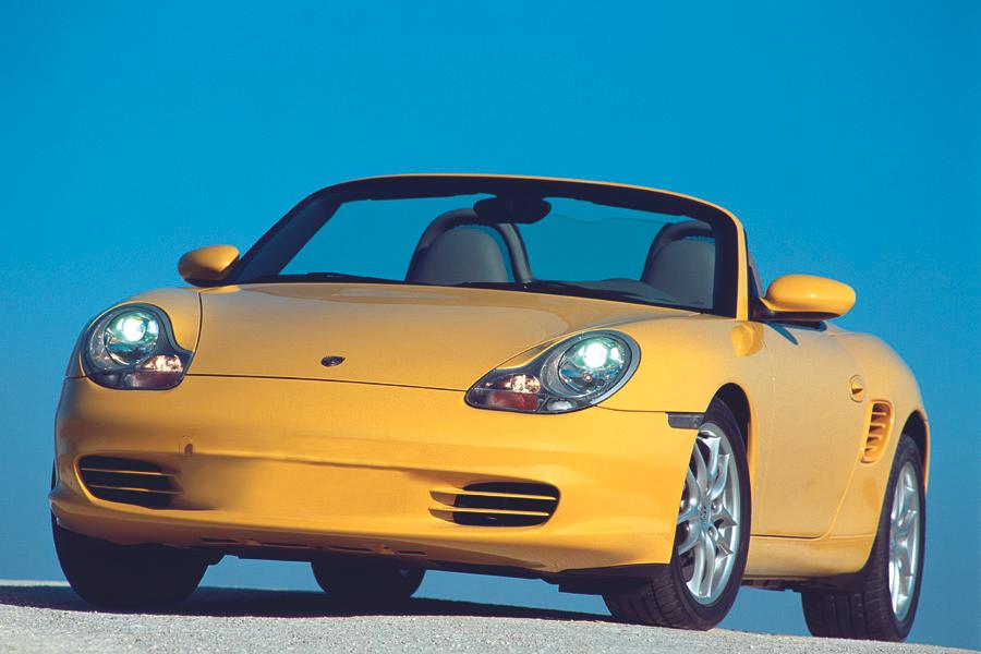 2003 Porsche Boxster Photo 3 of 6