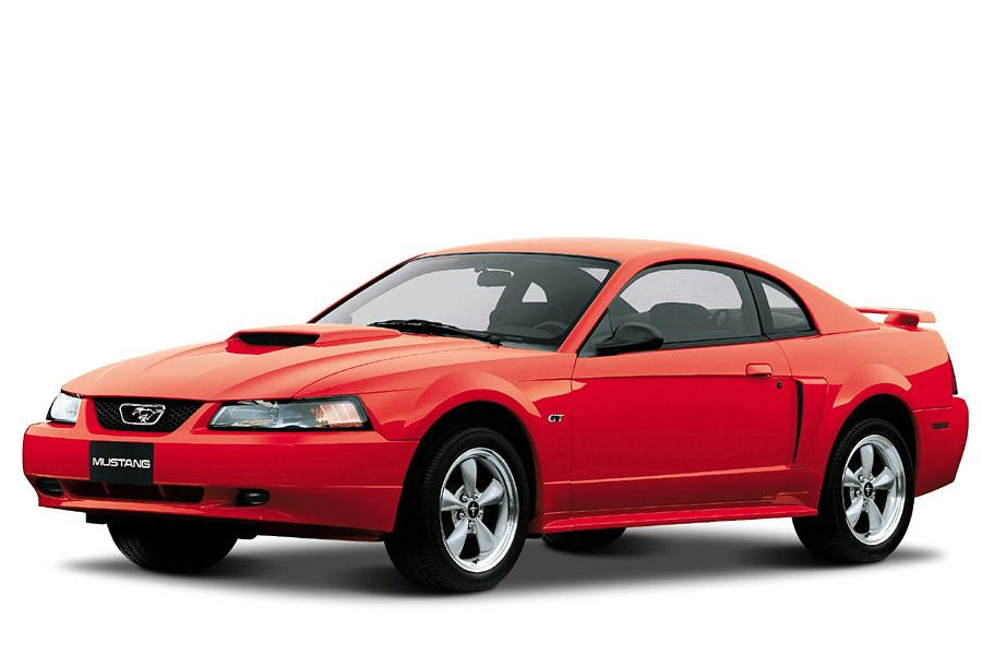 2002 Ford Mustang Photo 1 of 4