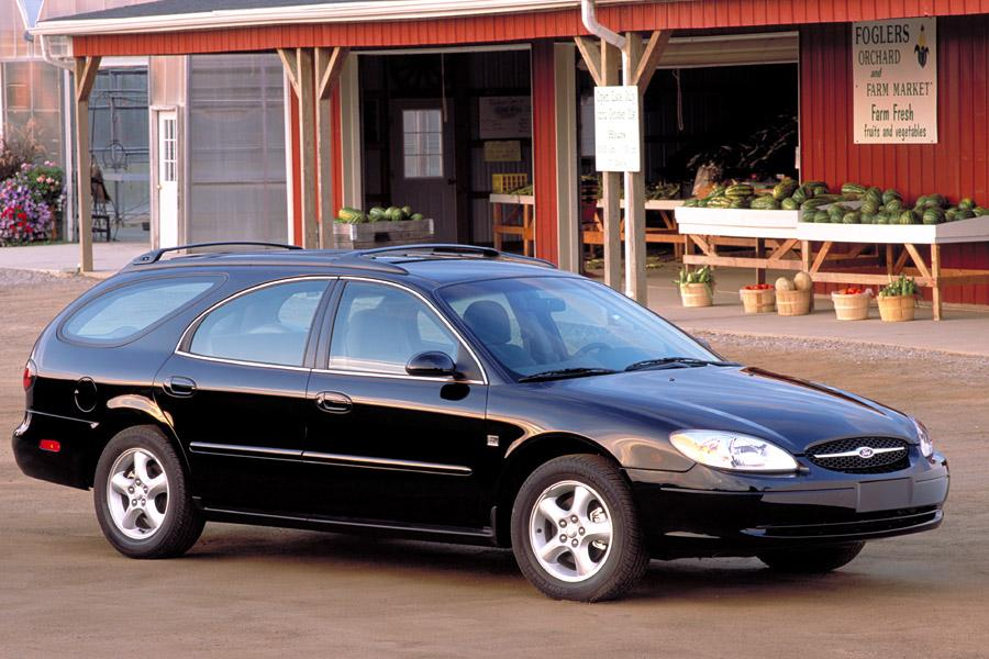 2002 Ford Taurus Photo 1 of 5