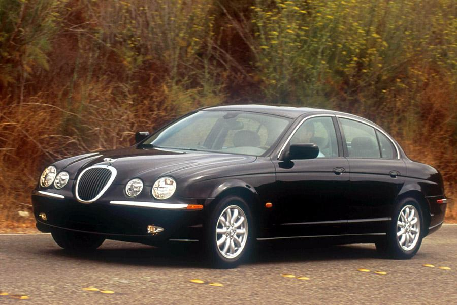 2002 Jaguar S-Type Photo 1 of 4