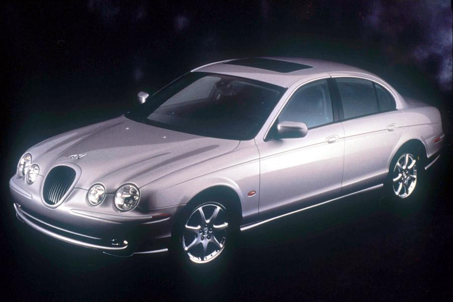 2002 Jaguar S-Type Photo 2 of 4