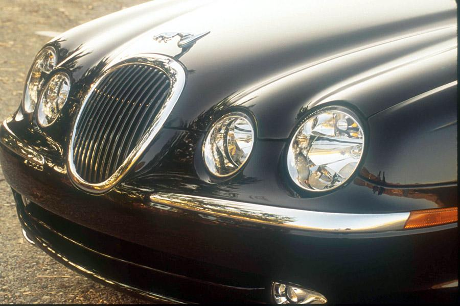 2002 Jaguar S-Type Photo 3 of 4