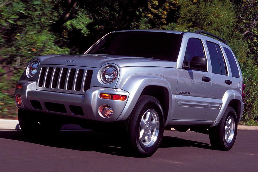 2002 Jeep Liberty Photo 1 of 5