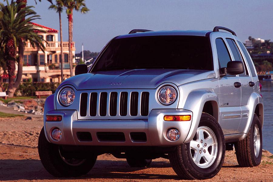 2002 Jeep Liberty Overview Cars