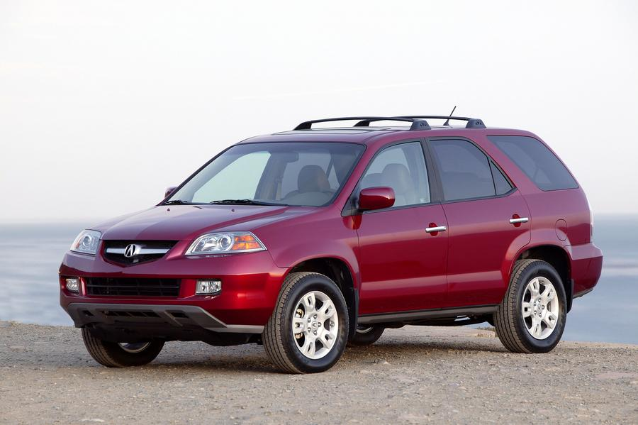 2004 Acura MDX Photo 1 of 4