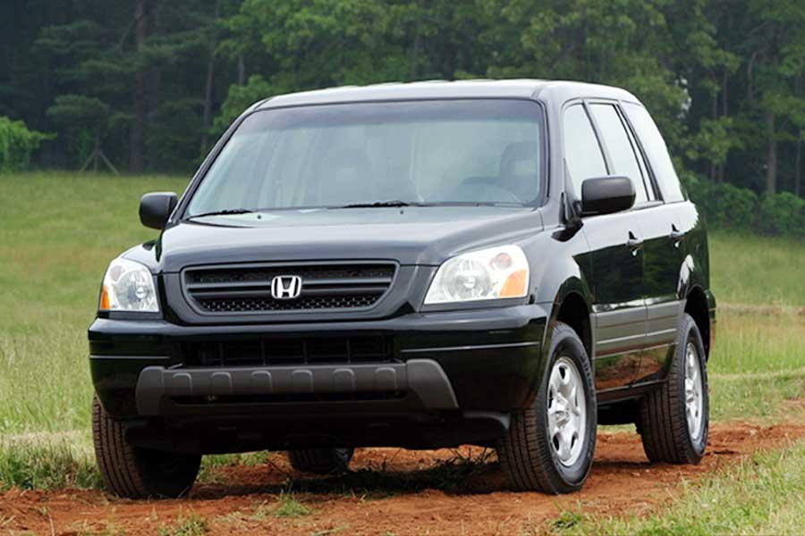 Service manual [How To Sell Used Cars 2004 Honda Pilot On Board Diagnostic System] - 2004 Honda ...