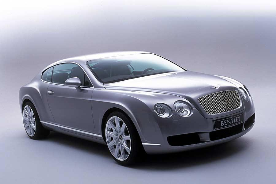 2004 Bentley Continental Gt Overview Cars Com