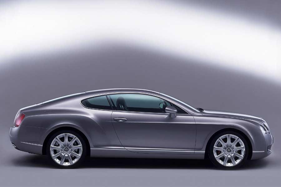2004 Bentley Continental GT Photo 2 of 11