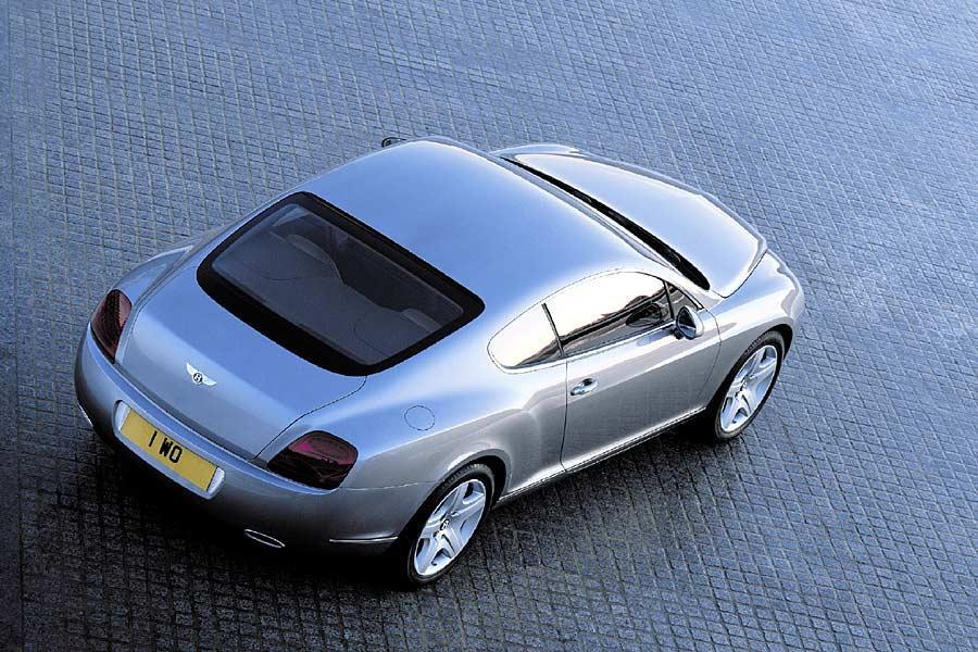 2004 Bentley Continental GT Photo 5 of 11