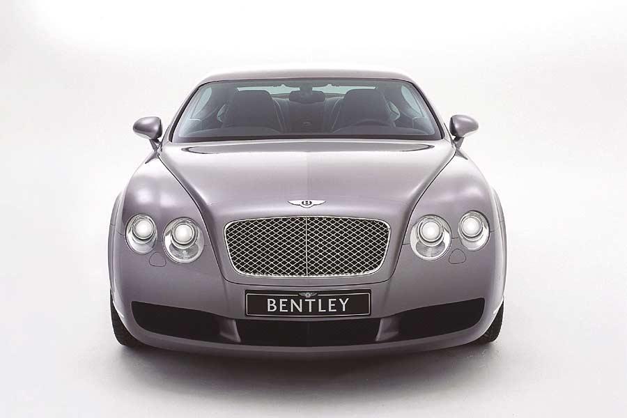 2004 Bentley Continental GT Photo 6 of 11