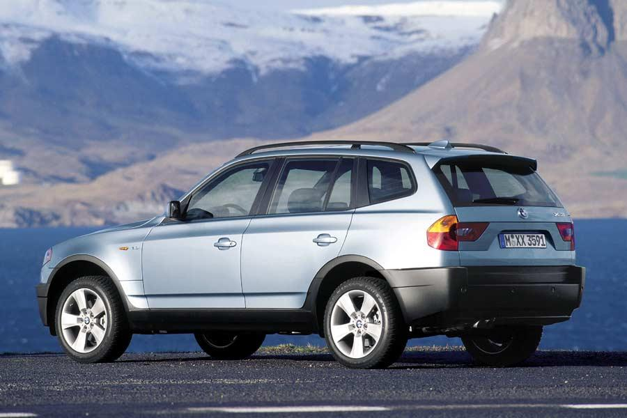 2004 bmw x3 reviews specs and prices. Black Bedroom Furniture Sets. Home Design Ideas