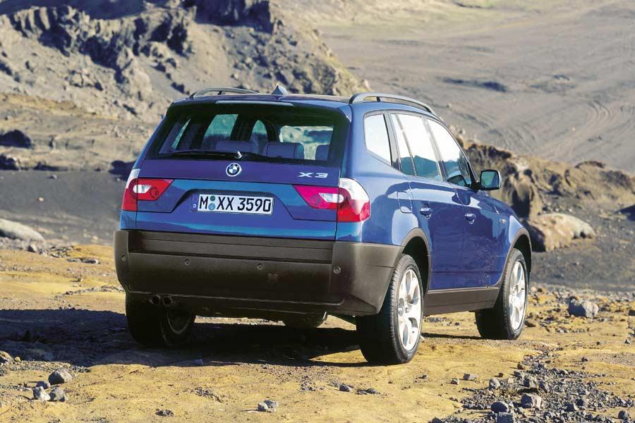 2004 BMW X3 Photo 4 of 8