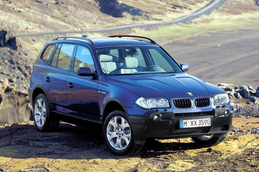 2004 BMW X3 Photo 5 of 8