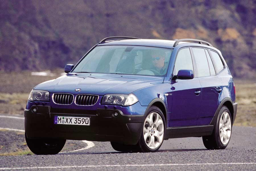 2004 BMW X3 Photo 6 of 8