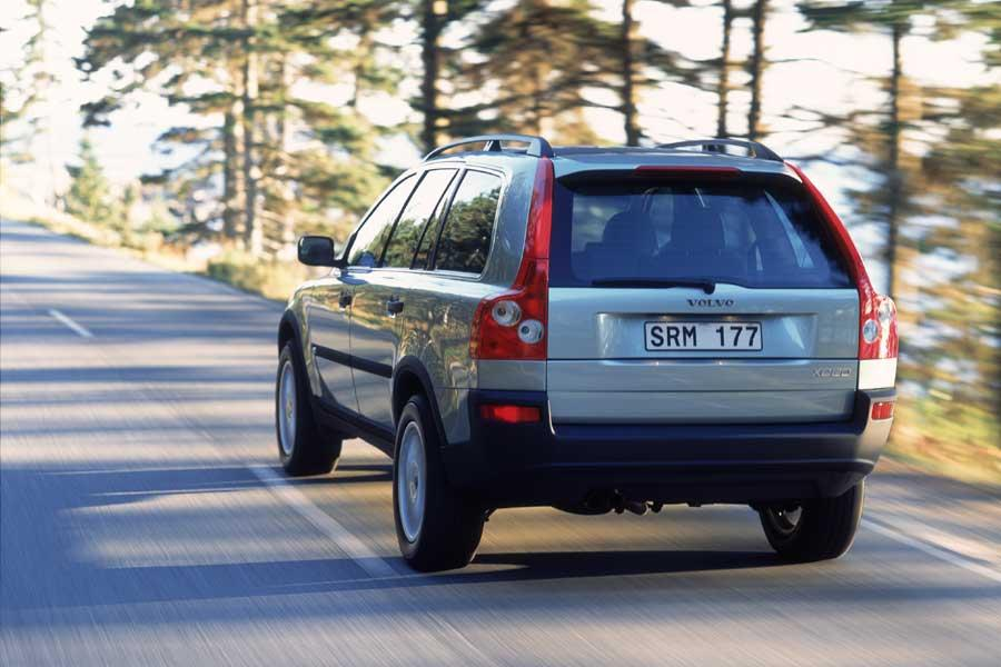 2004 Volvo XC90 Photo 4 of 9