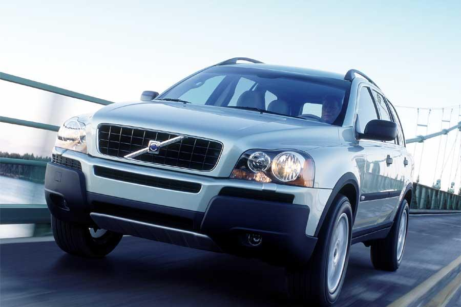 2004 Volvo XC90 Photo 5 of 9