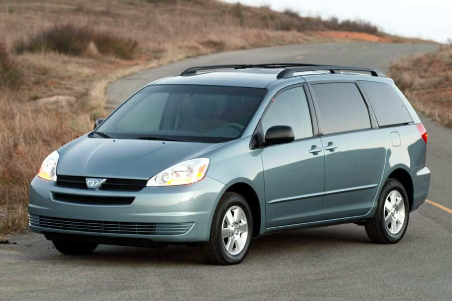 2004 Toyota Sienna Specs Pictures Trims Colors Cars Com