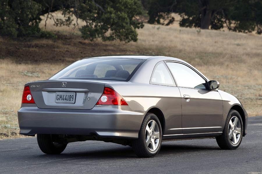 2004 Honda Civic Overview Cars Com