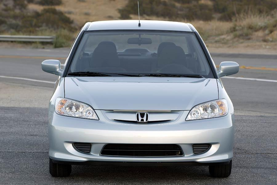 2004 Honda Civic Hybrid Photo 4 of 9