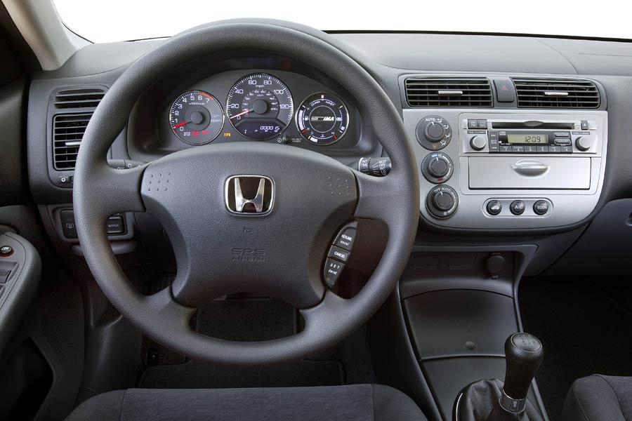 2004 Honda Civic Hybrid Reviews Specs And Prices Cars Com