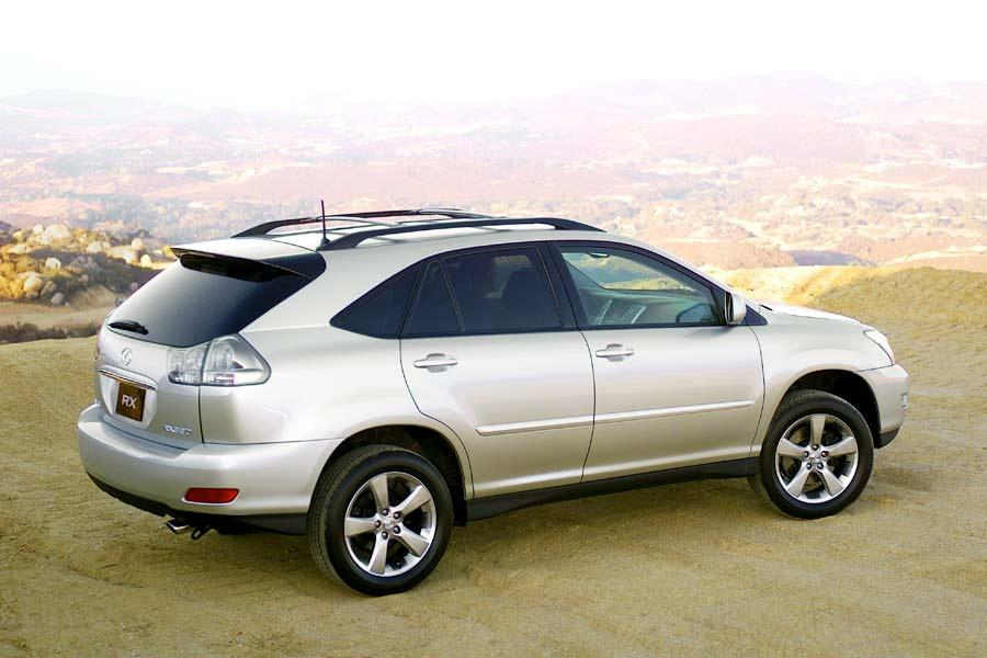 2004 lexus rx 330 overview. Black Bedroom Furniture Sets. Home Design Ideas