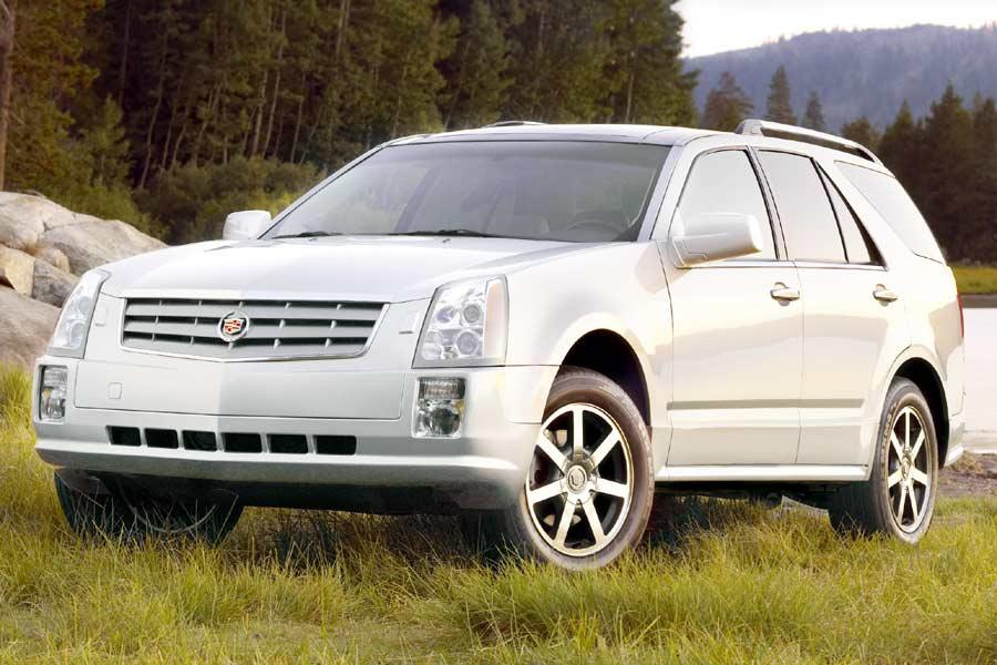 2004 Cadillac SRX Photo 5 of 10