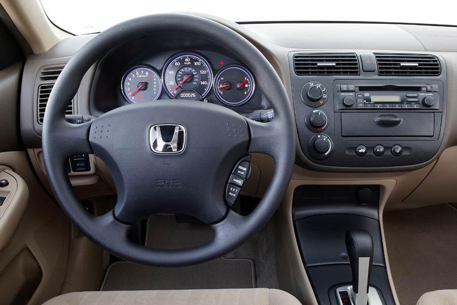 2004 Honda Civic Reviews Specs And Prices Cars Com