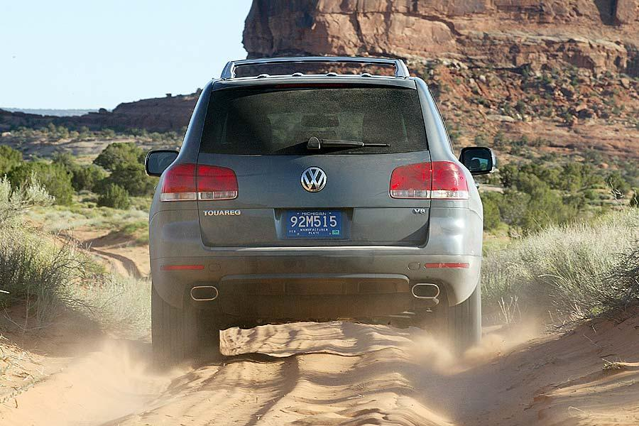 2004 Volkswagen Touareg Photo 6 of 11