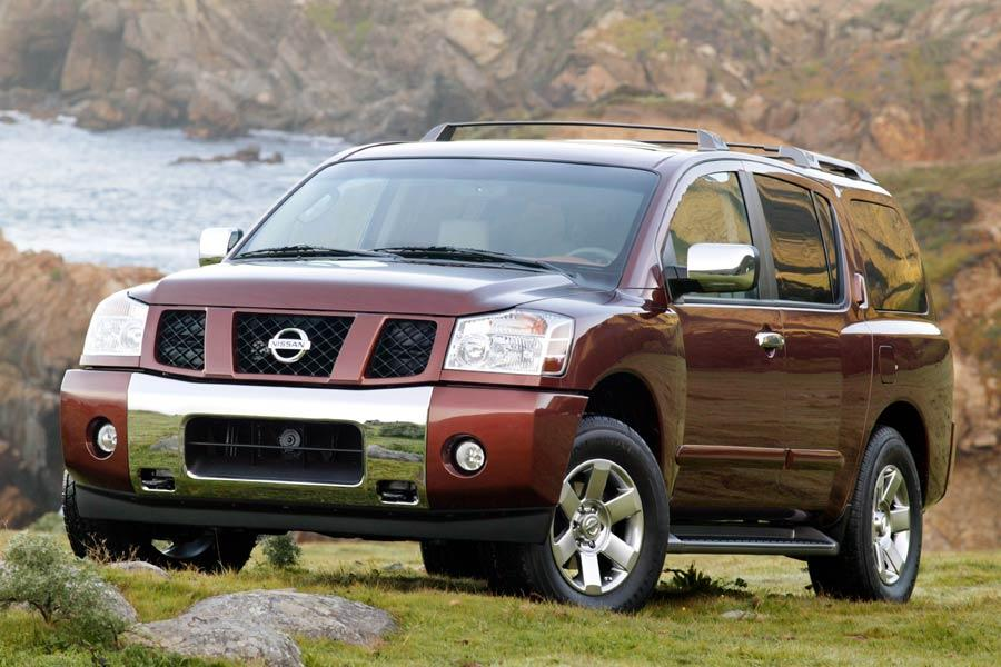 2004 Nissan Armada Photo 2 of 10