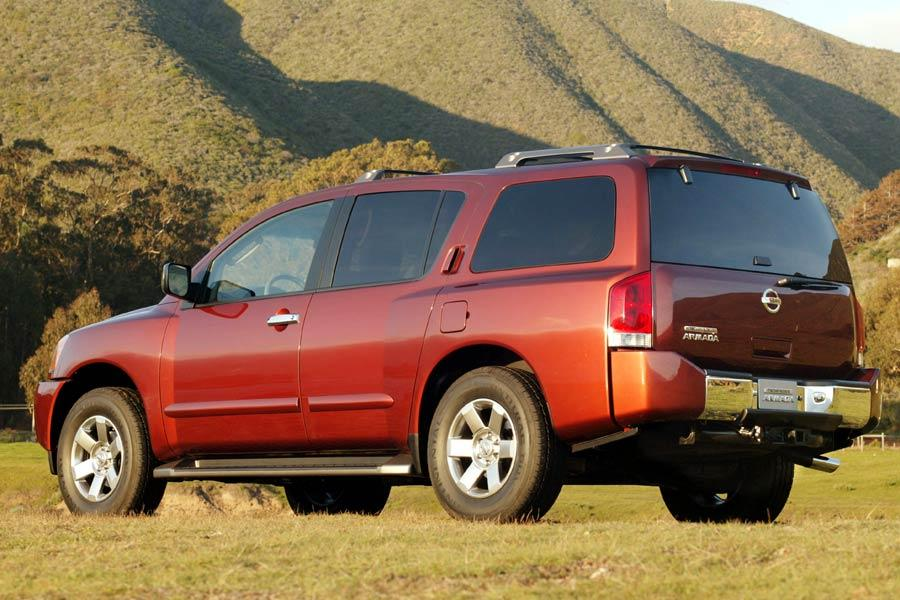 2004 Nissan Armada Photo 3 of 10