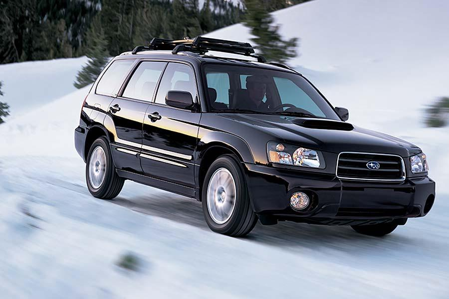 2004 Subaru Forester Photo 3 Of 10
