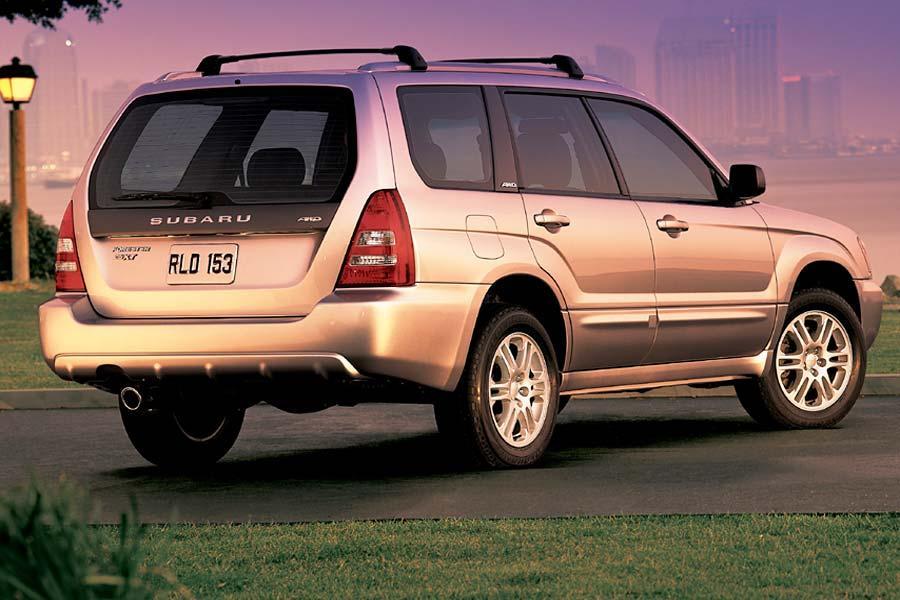 2004 Subaru Forester Photo 5 of 10