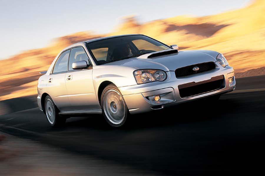 2004 Subaru Impreza Photo 3 of 17