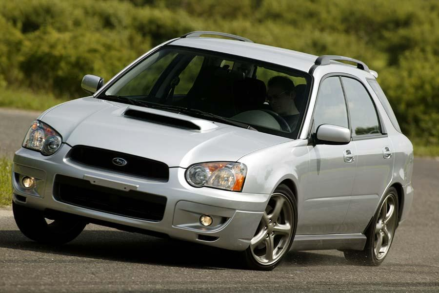 2004 Subaru Impreza Photo 4 of 17