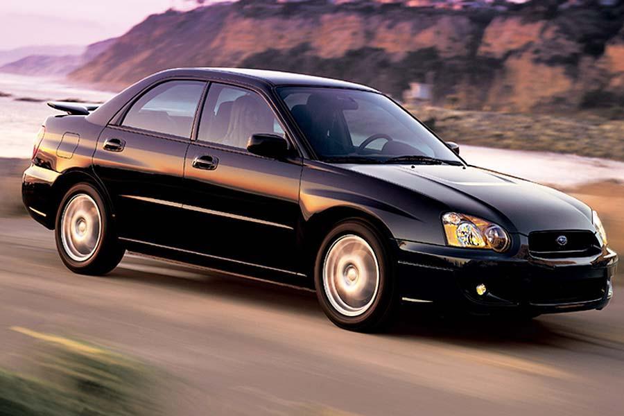 2004 Subaru Impreza Photo 1 of 17