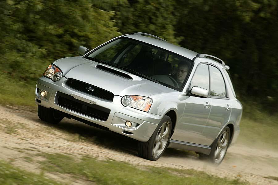 2004 Subaru Impreza Photo 5 of 17