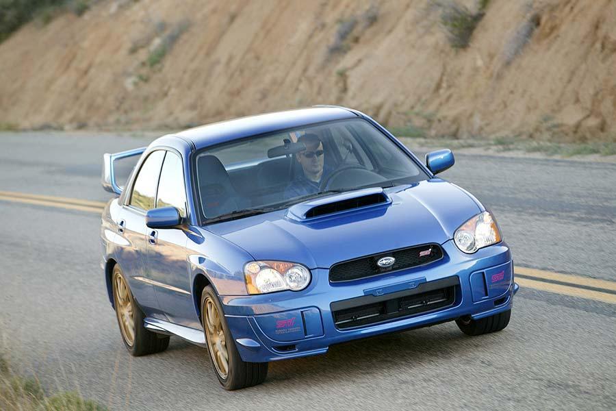 2004 Subaru Impreza Photo 6 of 17