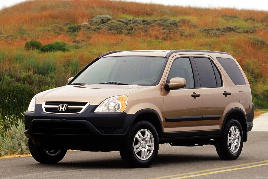 2004 Honda CR-V Photo 2 of 10