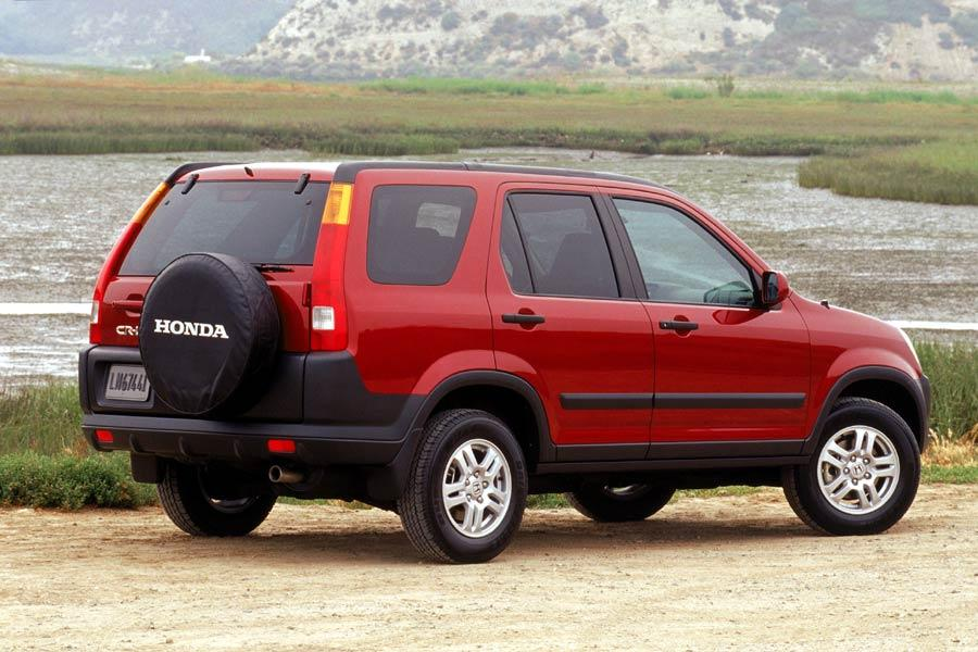 2004 Honda Cr V Overview Cars Com