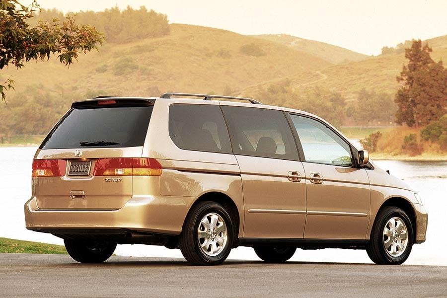 2004 honda odyssey overview. Black Bedroom Furniture Sets. Home Design Ideas