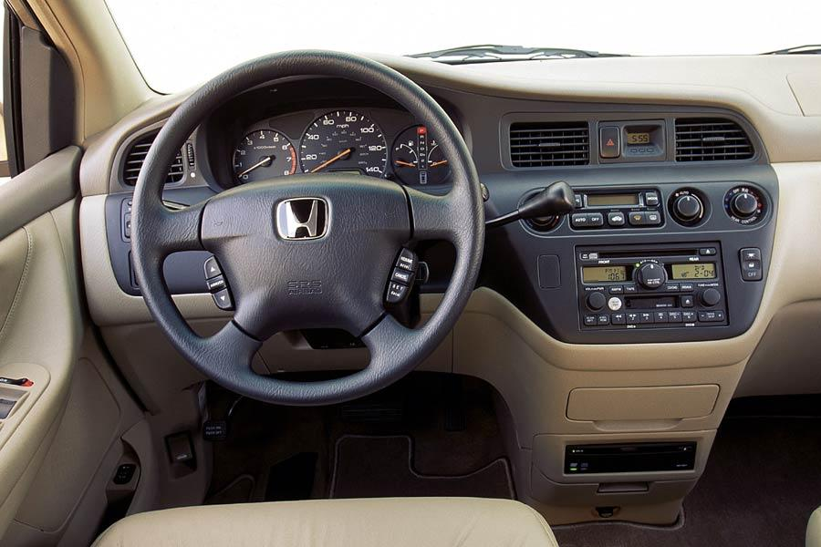 2004 Honda Odyssey Specs Pictures Trims Colors Cars Com