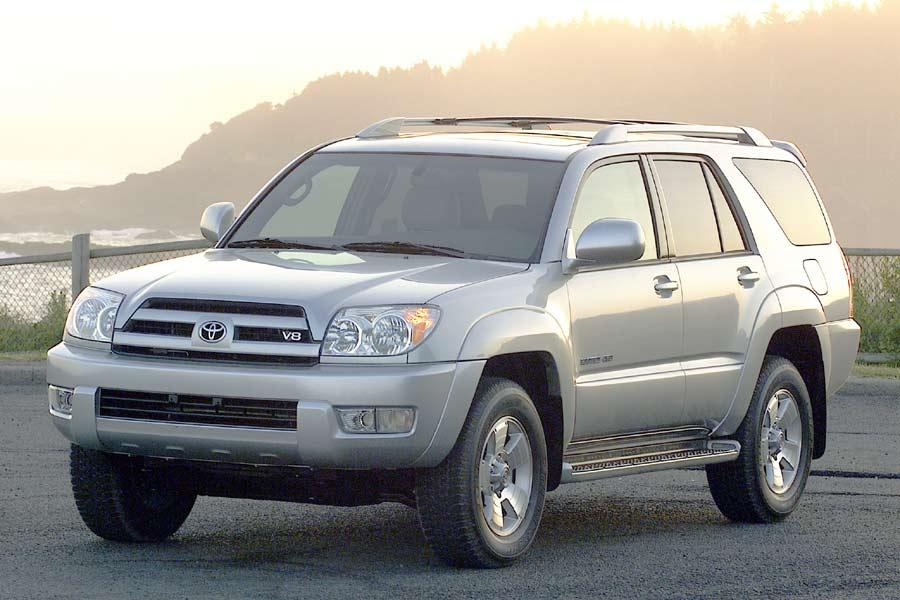 2004 Toyota 4Runner Overview | Cars.com