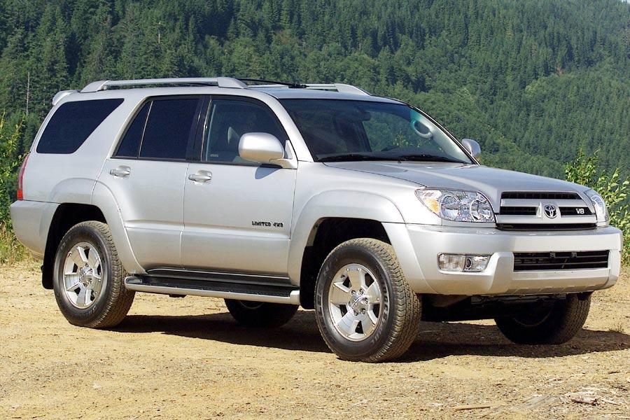 2004 Toyota 4Runner Photo 2 of 10